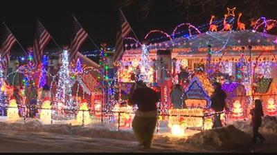 Billings North Pole lights up for a cause