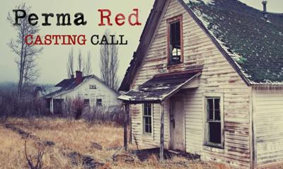 """""""Perma Red"""" movie hosting casting calls in Montana"""
