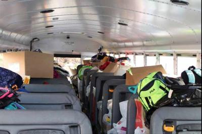 13th Annual Stuff the Bus Fundraiser