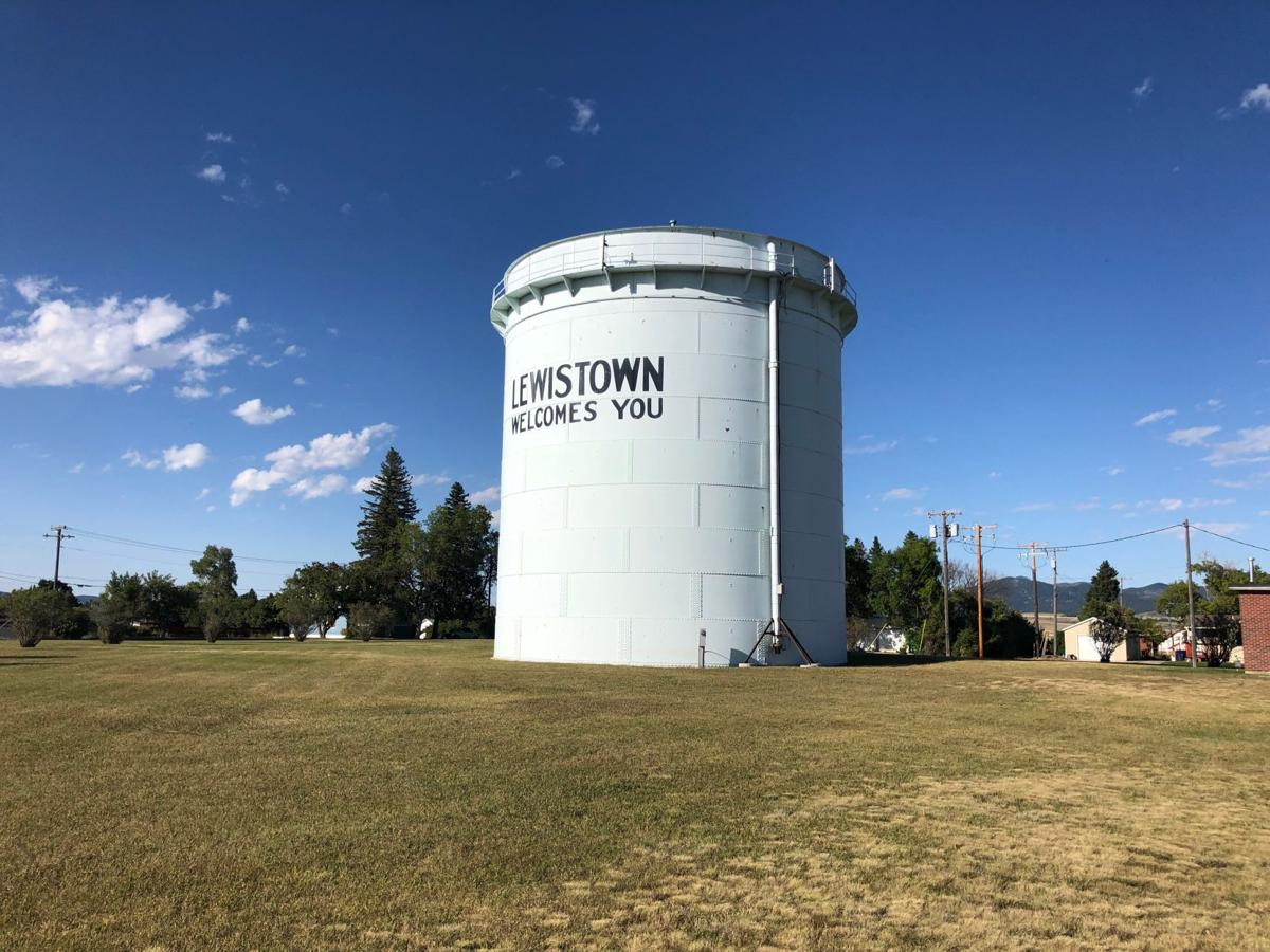 Lewistown's Yogo Inn known for being the middle of Montana