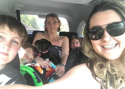 Family's dog hit & killed in school zone raising driver safety concerns