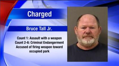 Bruce Tall Charged