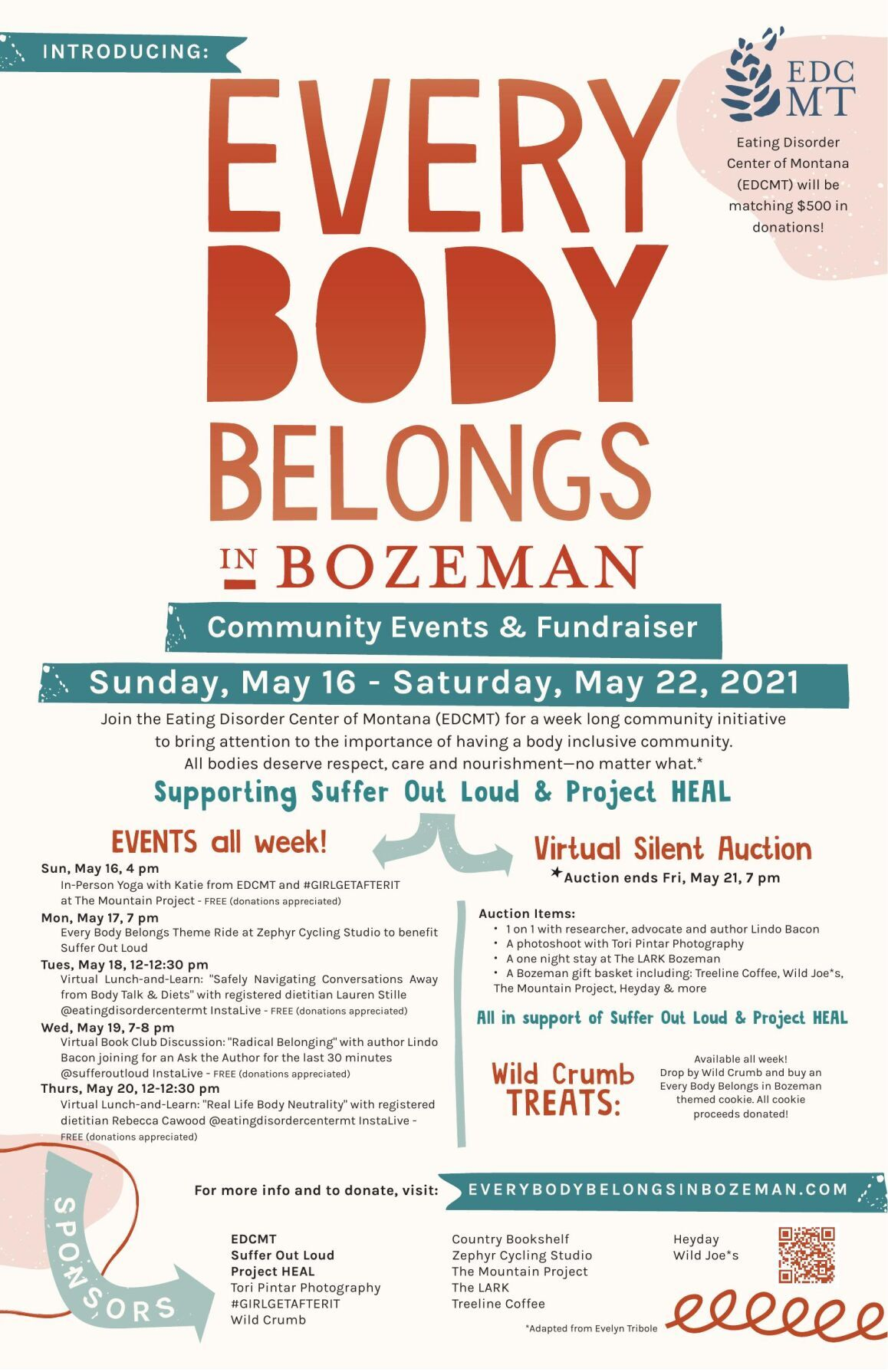 Local eating disorder center partners with Bozeman businesses