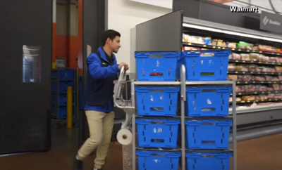Walmart expands its grocery delivery service nation wide