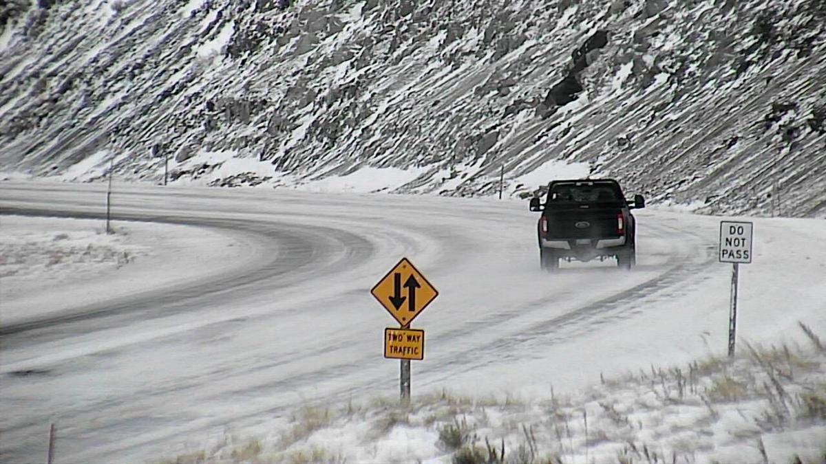 PHOTOS: Severe winter weather conditions impact western Montana
