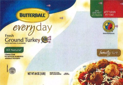 Butterball recall march 14