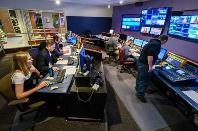 KHQ Control Room