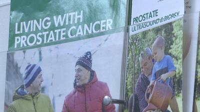 Local prostate cancer survivor shares Movember motivation