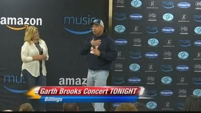 First of five Garth Brooks concert wraps up