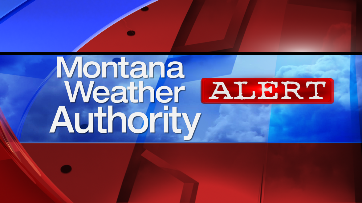 Western Montana is in a Weather Authority Alert     kulr8 com