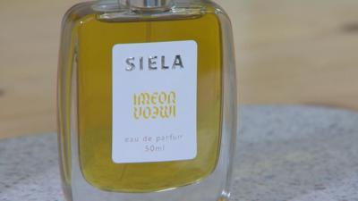 Marijuana-infused perfume