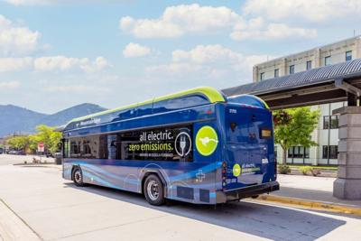 Mountain Line adds more electric buses to its fleet