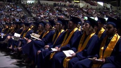 MSUB Graduates Honored