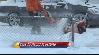 Frostbite Prevention