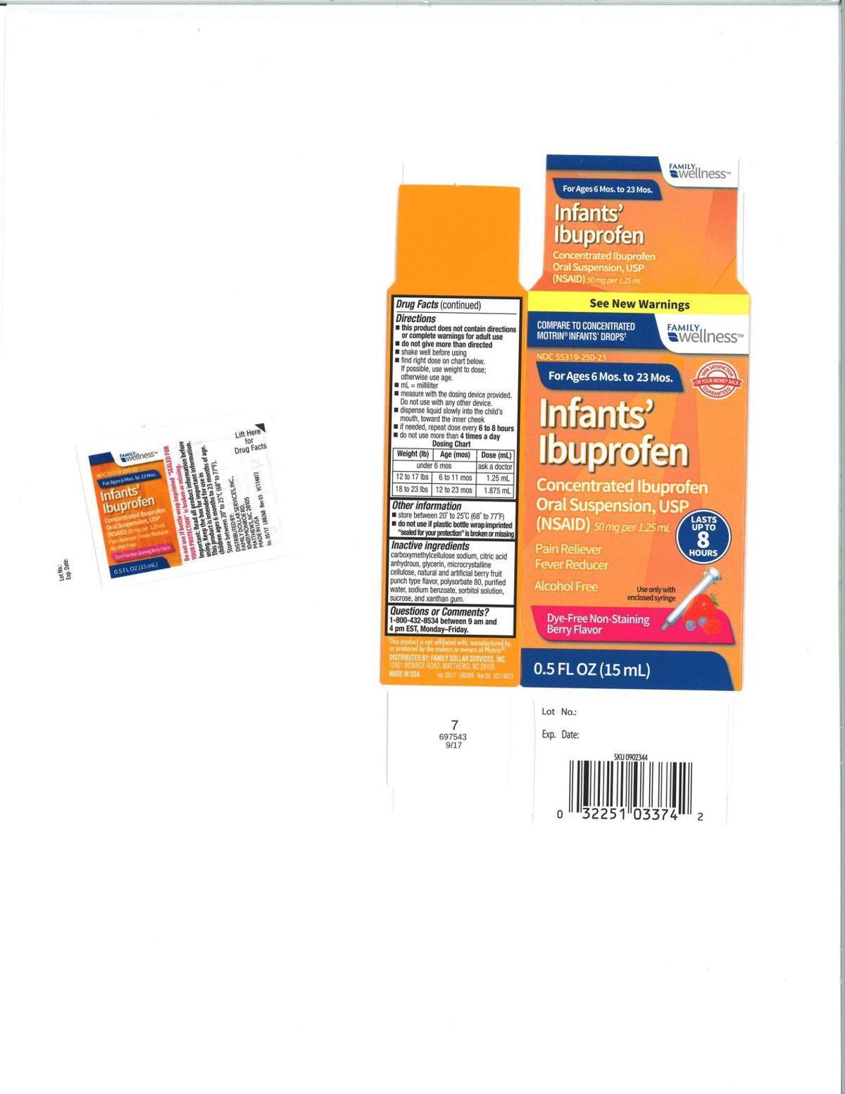 Recalled Ibuprofen - Family Wellness