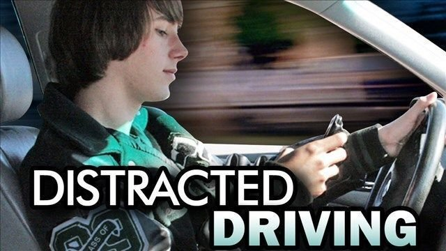 Cutting down on distracted driving