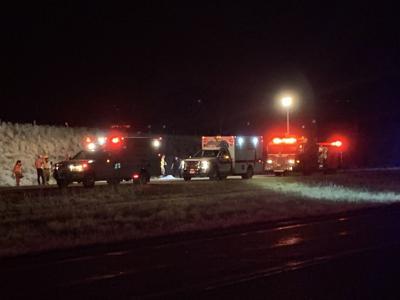 Fatal crash on I-94