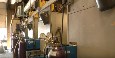 Helena High School welding program receives a $1K grant