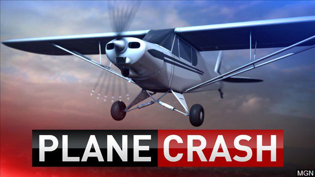 Plane Crash MGN