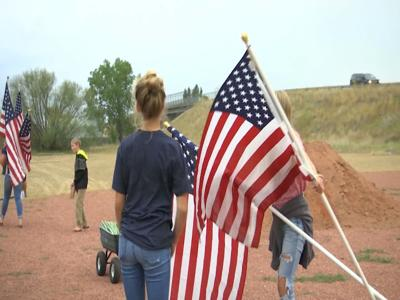 9/11 remembrance ceremonies taking place today in Billings and Laurel