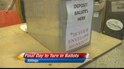 Last day to vote for primary elections