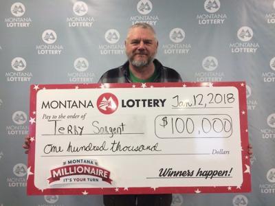 Great Falls man wins Montana Millionaire Lottery