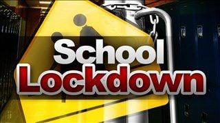 school lockdown school shooting generic