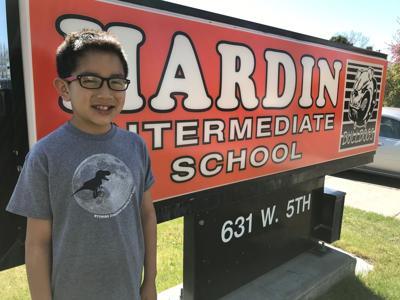 Hardin fourth grader headed to National Youth Leadership Forum in Denver