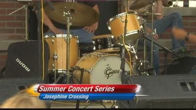 First Josephine Crossing Summer Concert Series