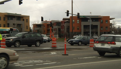 New detour routes on Russell Street, driving delays expected