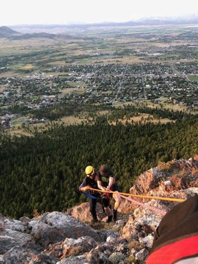 Mt Helena rescue