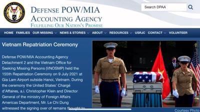 DPAA Website