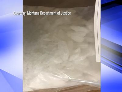 New meth statistics from U.S. Attorney's Office