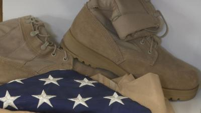 Senator Daines in Billings for Veterans Day