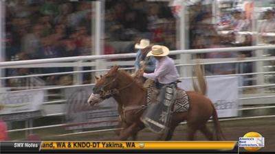 Highlights From Home of Champions Rodeo 7/3