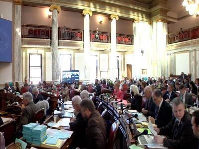 Legislators get heated as House votes on bills before transmittal deadline