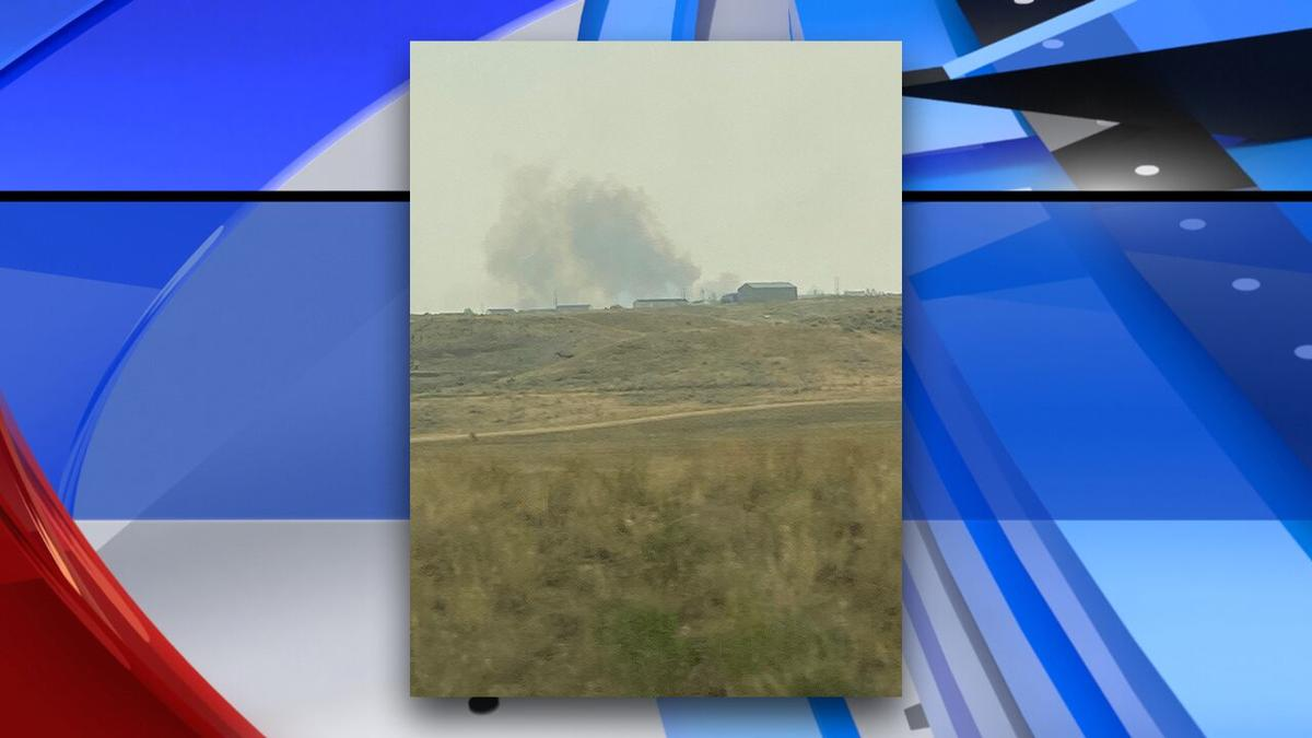 Multiple fires near Huntley prompt evacuations