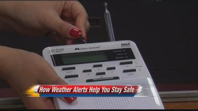 How to set-up weather alerts to stay safe during severe weather