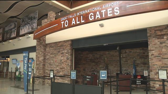 Great Falls Airport