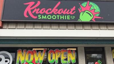 Knockout Smoothie Co. opens on Grand Ave.