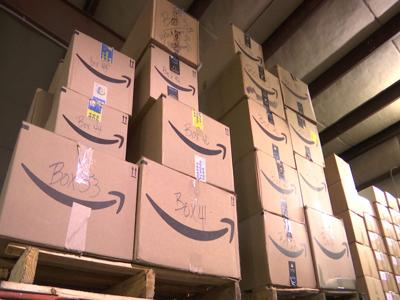 Prep and ship companies in Roundup play a big role in fulfilling orders for amazon sellers
