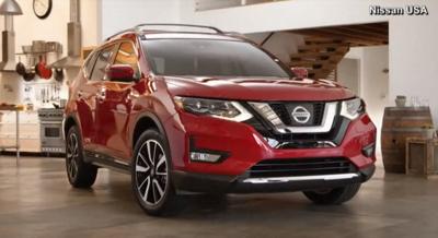 Nissan Rouge emergency braking system malfunction causes 14 crashes