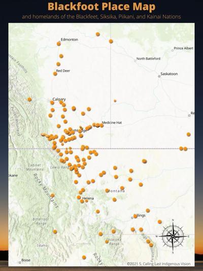 Blackfeet woman creates international travel website and app to share history, resources, information