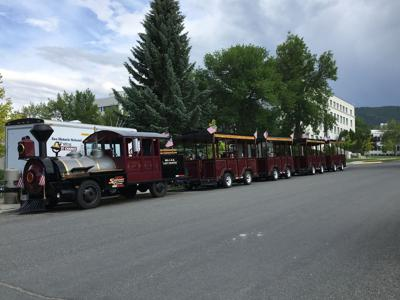 See the historic city of Helena aboard the Last Chance Tour Train