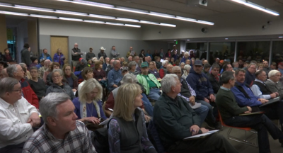 Public meeting held for public to voice opinions of Northwestern Energy's Procurement Plan