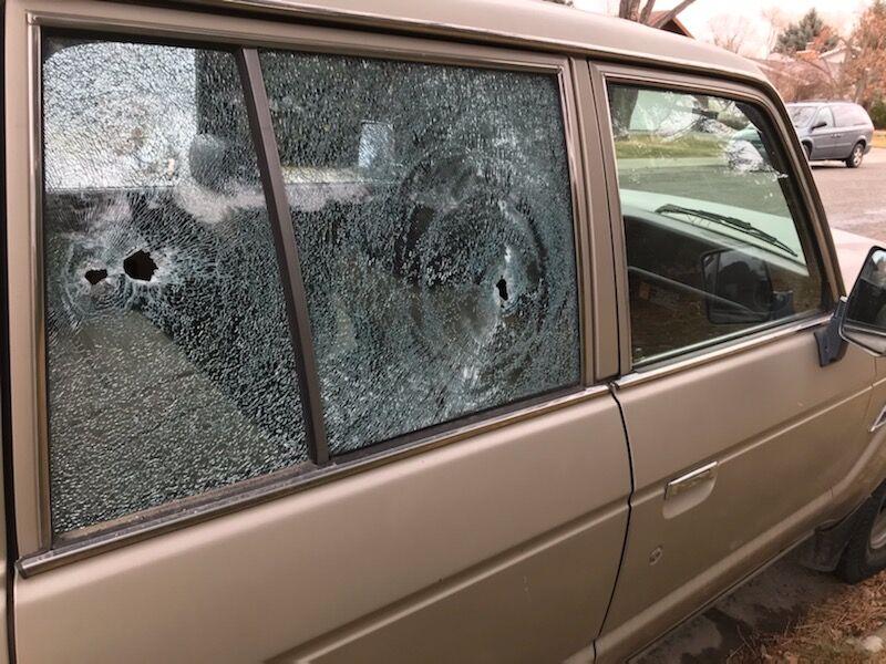 Vehicle shot Colton Blvd. 3