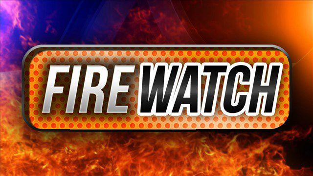 Fire Weather Watch Issued for Several Counties Across Eastern Washington Starting Wednesday