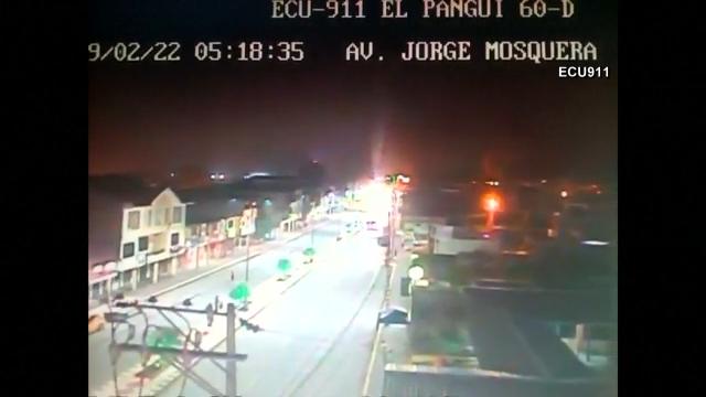 7 5 Magnitude Earthquake Strikes Near Ecuador Peru Border Usgs