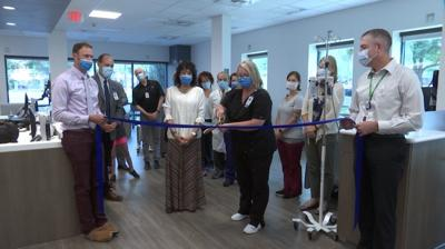 St. Vincent Healthcare unveils state-of-the-Art MS Infusion Center
