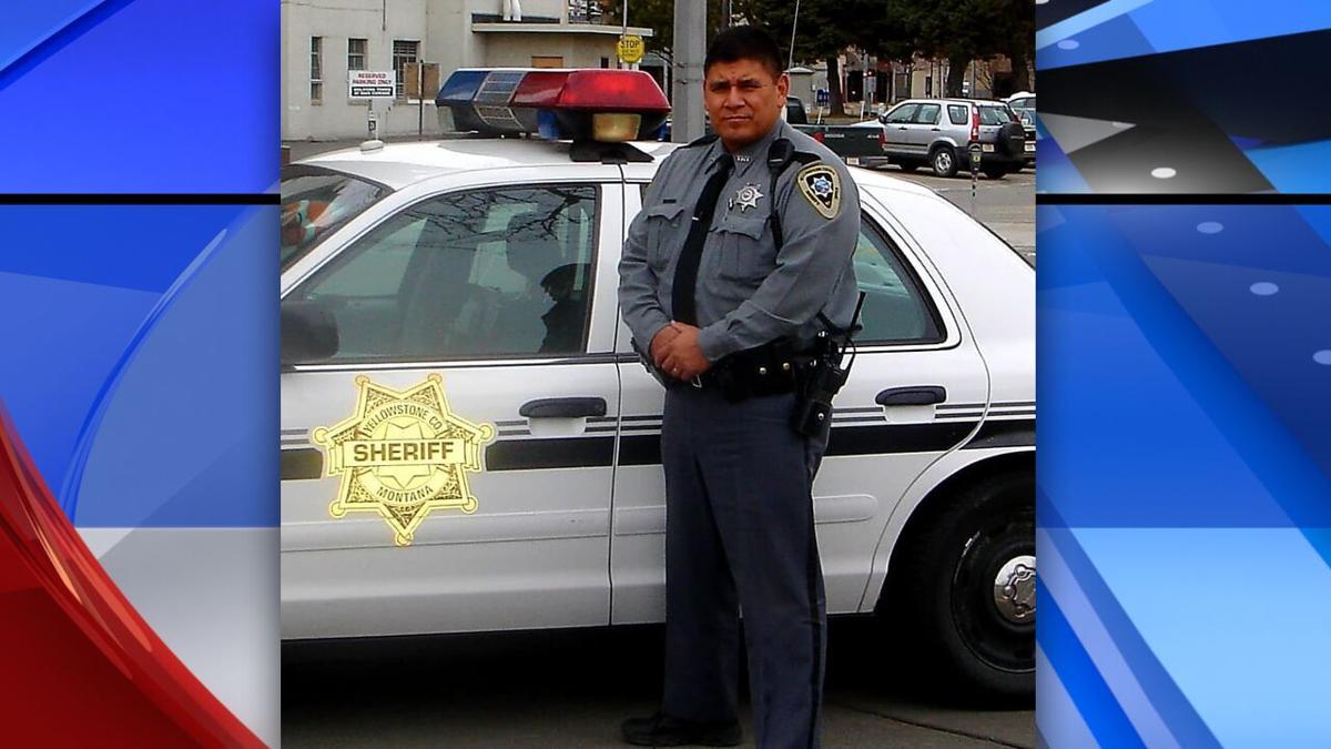 Sergeant Nick Reyna